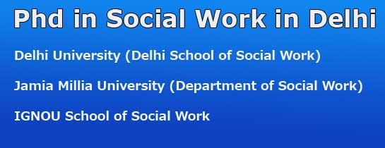 phd-in-social-work-in-delhi